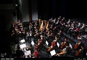 نیکولاس کراوتز ارکستر سمفونیک تهران را رهبری میکند