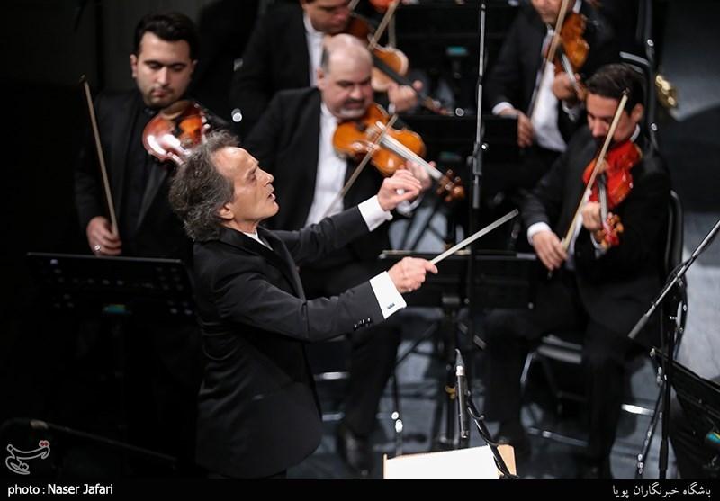 ارکستر سمفونیک تهران سمفونی 9 بتهوون را به صحنه میبرد