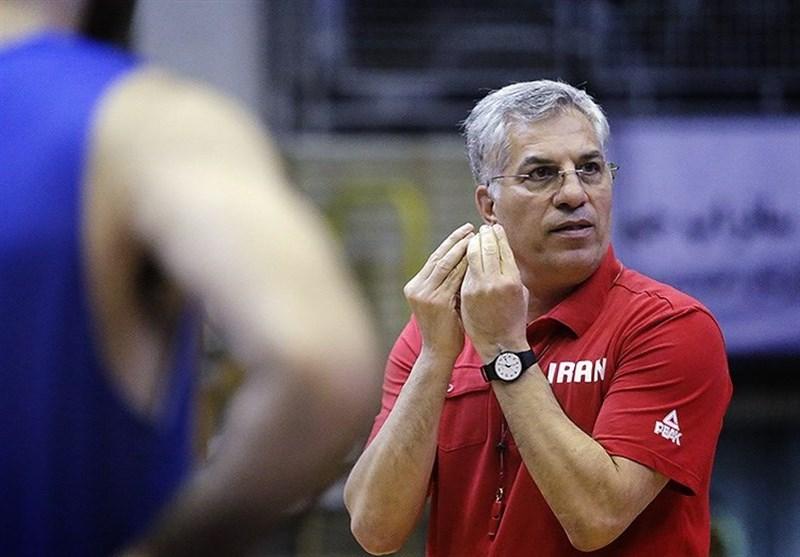 بیخبری سرمربی تیم ملی بسکتبال از بازگشت حامد حدادی!