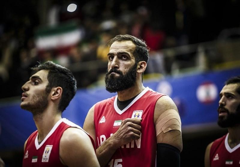 Iranian Center Haddadi Parts Company with Champville Basketball Club