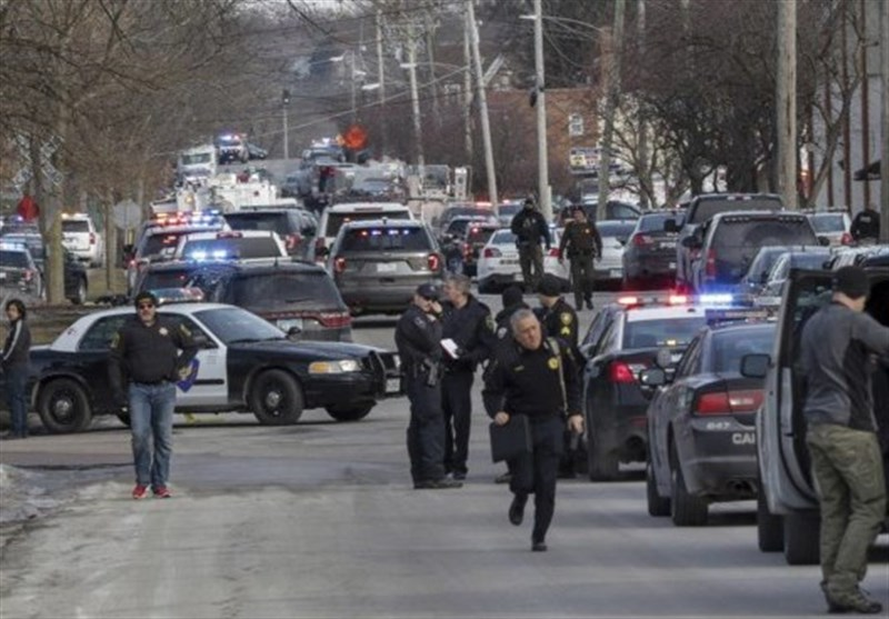 Shooter Who Opened Fire in Workplace Where 5 Died Had Lost His Job, US Police Say