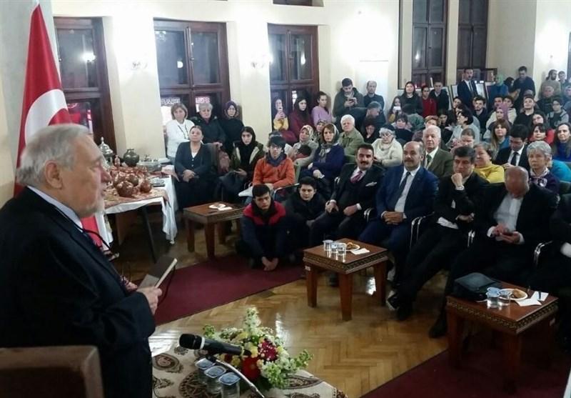 Iranian, Turkish Officials Highlight Cultural Relationships in Ankara Event (+Photos)