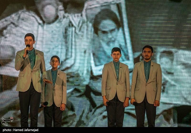 یادواره 27 شهید حادثه تروریستی زاهدان در اردبیل برگزار شد