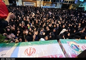 اصفهان| مجروح حادثه تروریستی زاهدان: دنباله رو شهدای دفاع مقدس و سالار شهیدان هستیم