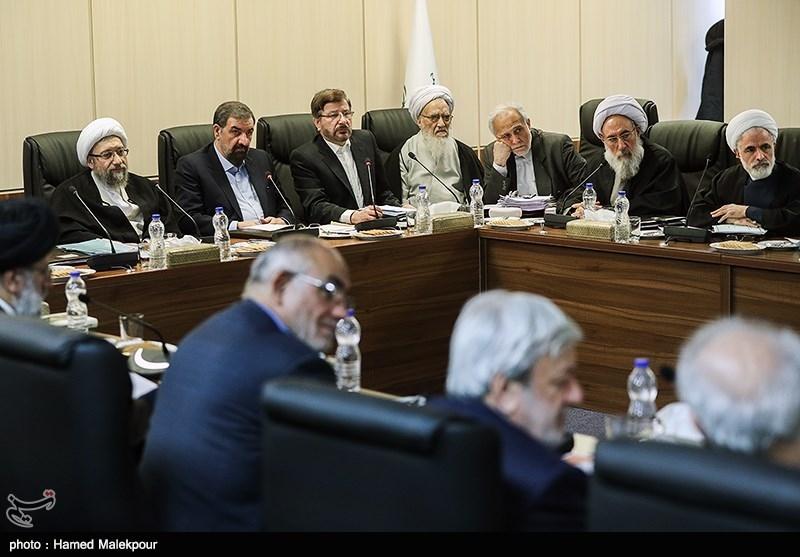 غیبت روحانی، لاریجانی، احمدینژاد و 8 عضو مجمع در جلسه بررسی «پالرمو»+ عکس