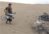 Yemeni Air Defense Forces Intercept Saudi Drone over Hudaydah