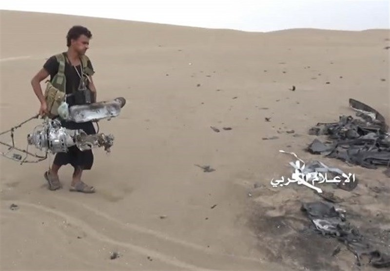 Yemeni Air Defense Forces Intercept Saudi Drone over Hudaydah
