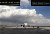 افتتاح آشیانه شماره 2 هما در فرودگاه امام
