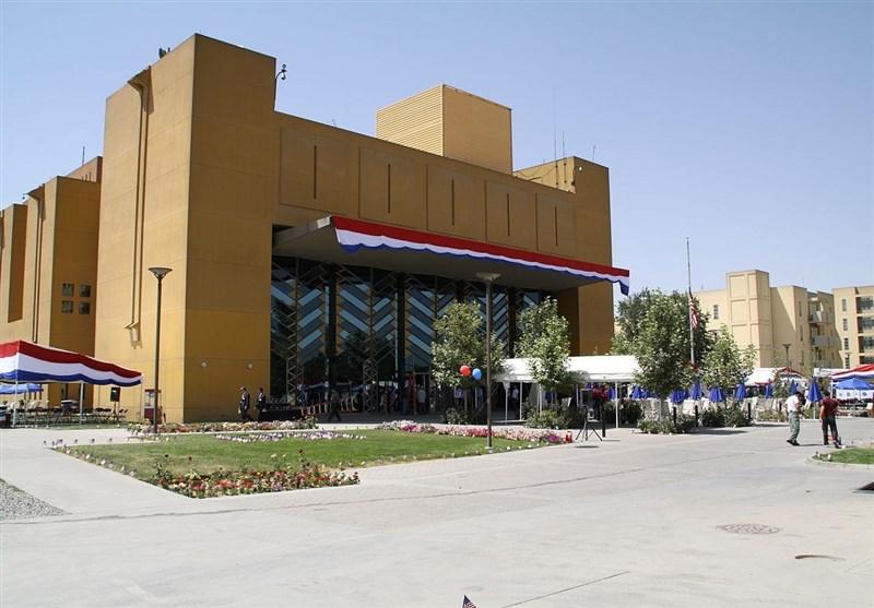 احتمال کاهش کارمندان سفارت آمریکا در کابل