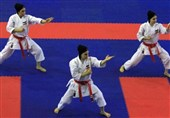 کاراته وان ترکیه| حضور تیمهای کاتای بانوان در دیدار پایانی و ردهبندی/ بهمنیار حذف شد