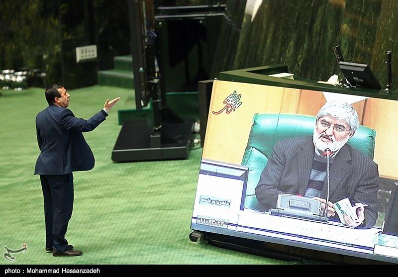 حاشیه مجلس|اعتراض نمایندگان مازندران به انتقال آب دریای خزر