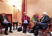 Iran's Zarif Holds Meetings with MSC Participants