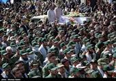 اصفهان| بهشت نصفجهان در انتظار 27 شهید گلگون کفن؛ جمعیت 5 کیلومتری تشییعکنندگان