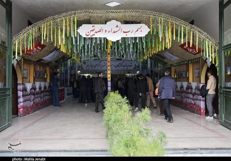 کنگره 6500 شهید استان کرمان| نشست تخصصی شعر در نمایشگاه ملی کتاب دفاع مقدس برگزار شد