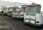 70 درصد اتوبوسهای شهری فرسوده هستند