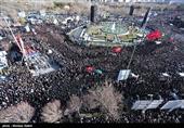 قدردانی سپاه از حضور حماسی مردم اصفهان در تشییع شهدای مدافع وطن