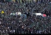 مراسم گرامیداشت شهدای حمله تروریستی زاهدان در خلخال برگزار شد