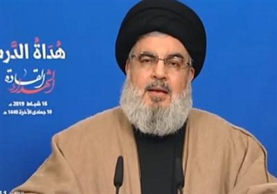 السید نصرالله : المقاومة الیوم فی خط تصاعدی ولا یمکن للأعداء الحاق الهزیمة بها