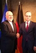 وزرای خارجه ایران و آلمان دیدار کردند