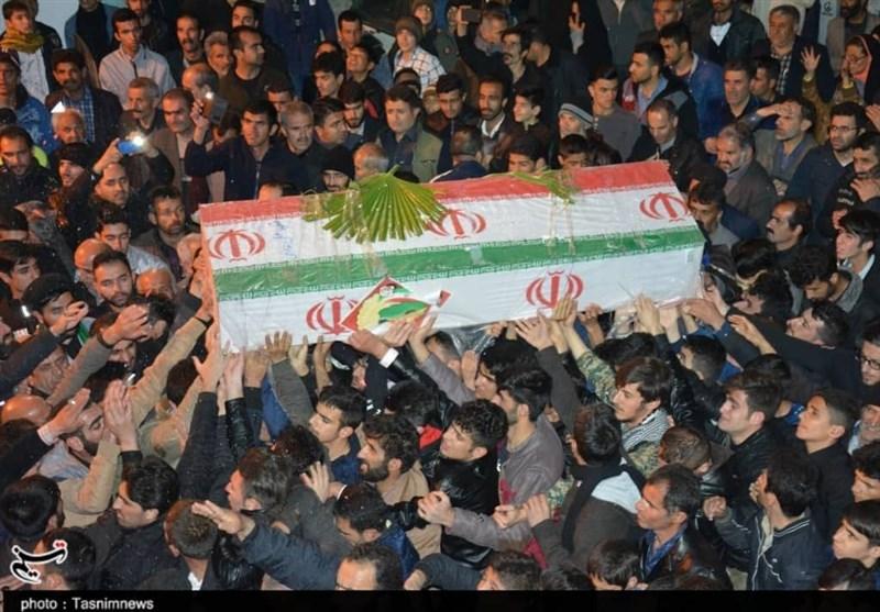 خوزستان| جانباز شیمیایی آبادانی به همرزمان شهیدش پیوست