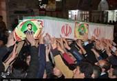 لرستان| مراسم گرامیداشت شهدای حادثه تروریستی زاهدان در دورود برگزار شد