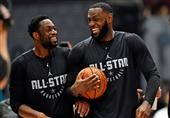 NBA برای دیدار ستارهها آماده میشود