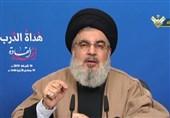 Nasrallah: Direniş Büyük Bir Halk Desteğine Sahip
