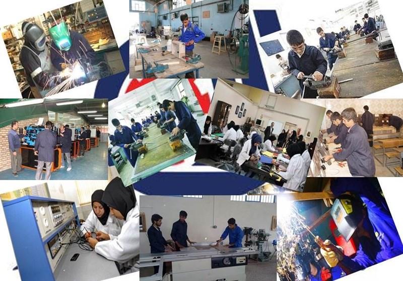 آموزشهای فنی و حرفهای حلقه مفقوده بازار کار خراسان رضوی است