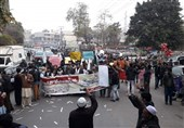 Protests Continue against Saudi Crown Prince's Visit to Pakistan (+Photos)