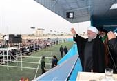 روحانی:بعض جوار ایران اختاروا طریقاً خاطئاً..سننتقم لدماء شهدائنا حرس الحدود