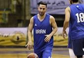 داودی: حدادی یک برند برای بسکتبال به حساب میآید/ بدون او هم باید برای پیروزی تلاش کنیم