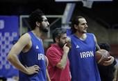 رستمپور: حامد حدادی پادشاه بسکتبال ایران است/ بازیکن باتجربهای نیستم