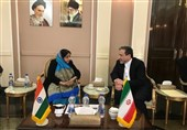 Iran, India Vow to Boost Anti-Terror Cooperation