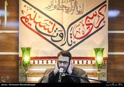 حسین شالچی قاری ممتاز کشور