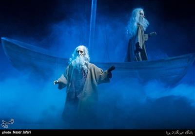 سی و هفتمین جشنواره تئاتر فجر-اپرای عروسکی عشق