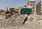 تخلیه نخالههای ساختمانی در اطراف شهر ایلام سبب برخورد قضایی میشود
