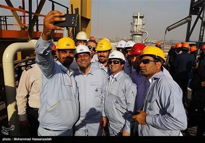 Iran Inaugurates 3rd Phase of Persian Gulf Star Refinery