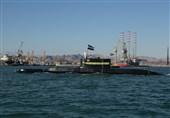 شلیک اژدر از زیردریایی فاتح برای اولین مرتبه در رزمایش نداجا