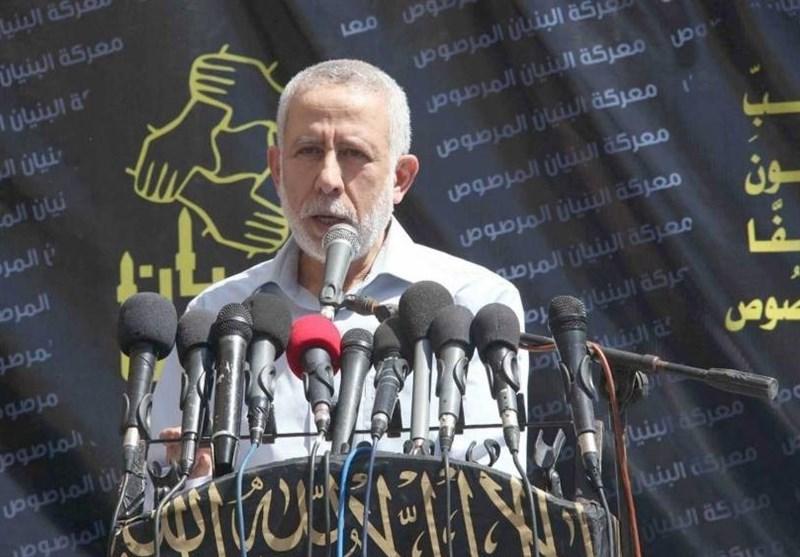 عضو جهاد اسلامی: اسرائیل در برابر غزه ناتوان است/ برد موشکهای ما تا تلآویو و ما بعد آن میرسد