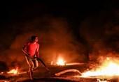 """اصابات برصاص الاحتلال خلال مواجهات """"الإرباک اللیلی"""" شرق جبالیا"""
