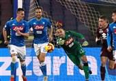 فوتبال جهان ناپولی با تساوی خانگی یوونتوس را به قهرمانی زودهنگام نزدیکتر کرد