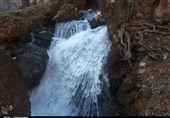 600 چشمه خشکیده کهگیلویه و بویراحمد جاری شدند