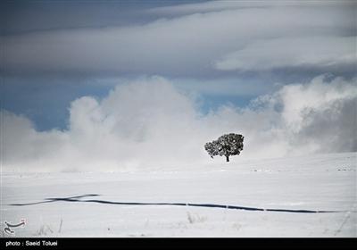 Winter in Iran's Northeastern Province of North Khorasan