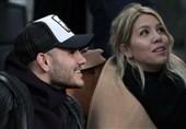 طعنه همسر کاپیتان سابق اینتر پس از باخت در دربی میلان