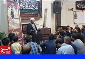 برگزاری مراسم دفاع از حقوق مردم کشمیر در مساجد مشهد مقدس +تصاویر