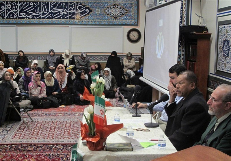 40th Anniversary of Islamic Revolution Celebrated in Virginia, US (+Photos)