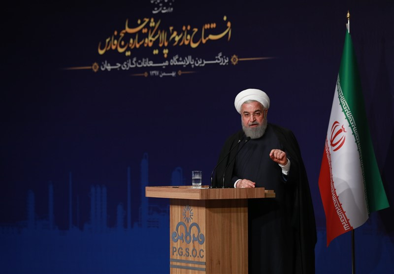 رئیس جمهور: ایران در تولید «گندم، بنزین، گازوئیل، گاز و شکر» خودکفا شد/در جنگ اقتصادی همه پشتیبان دولت باشند