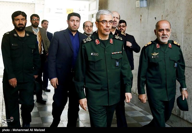 سفر سردار سرلشکر محمد باقری رئیس ستاد کل نیروهای مسلح کشور به قم