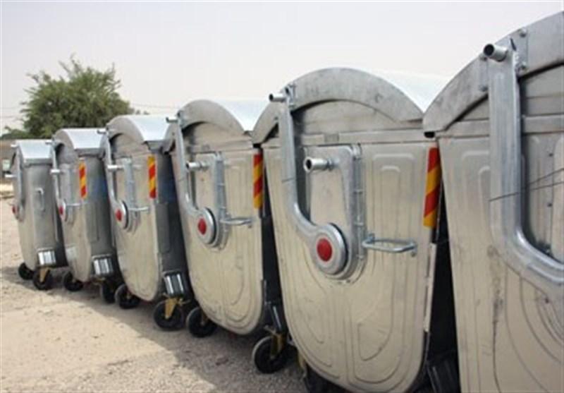 مخازن زباله در ارومیه هوشمند سازی میشود