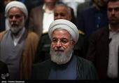 روحانی «در سکوت خبری» به دانشگاه رفت